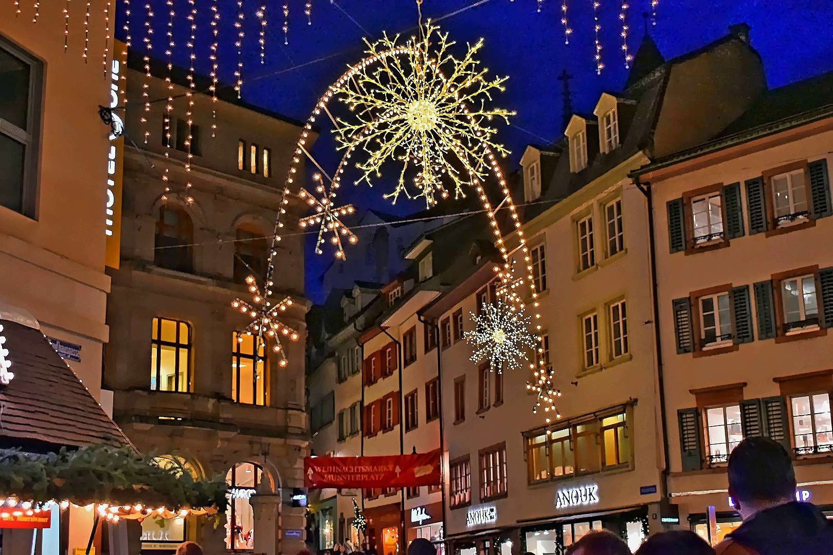 Advent in Basel
