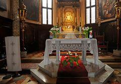 Advent in Murano