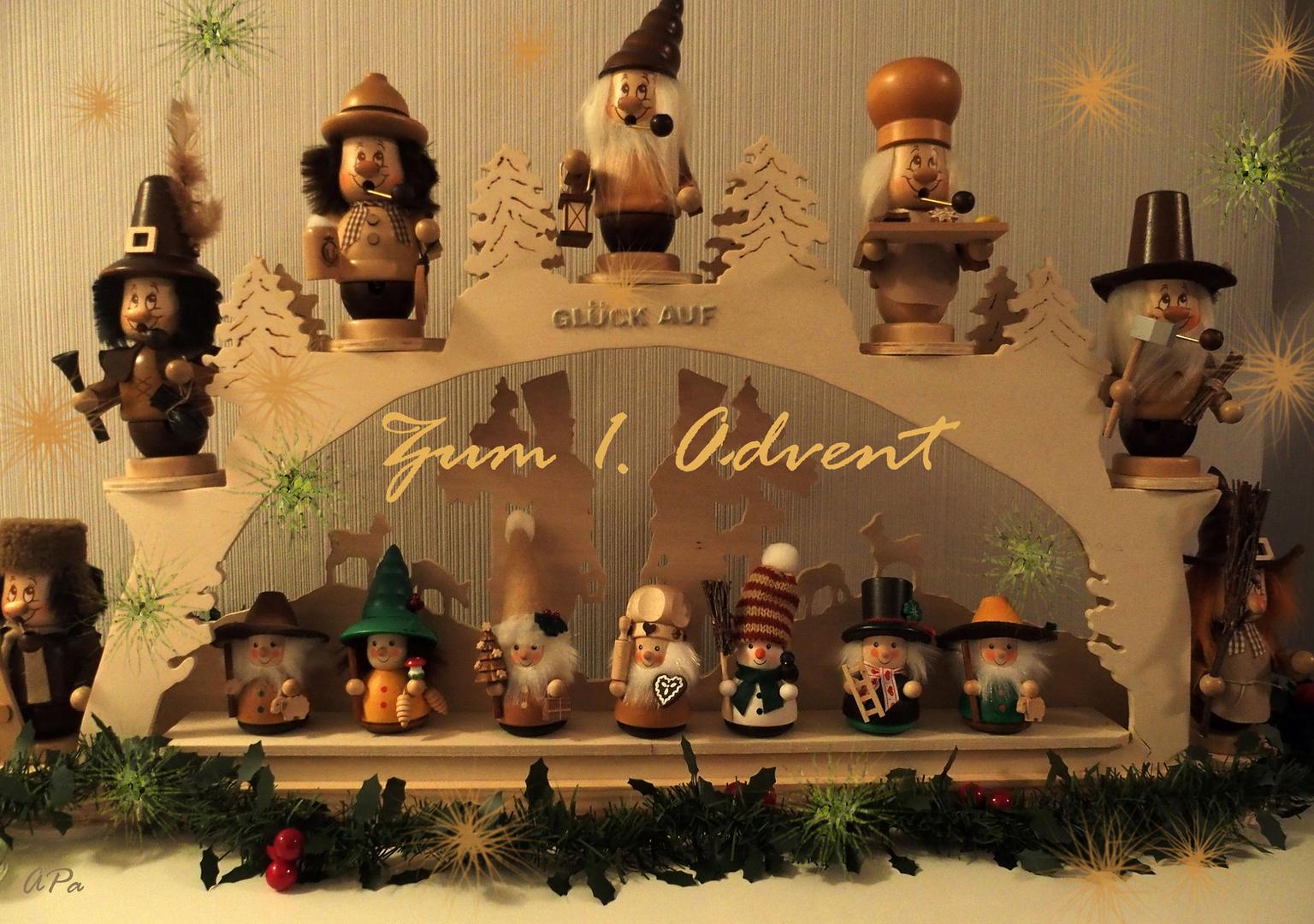 Adventsgrüße Foto Bild Weihnachten Spezial Advent Bilder Auf