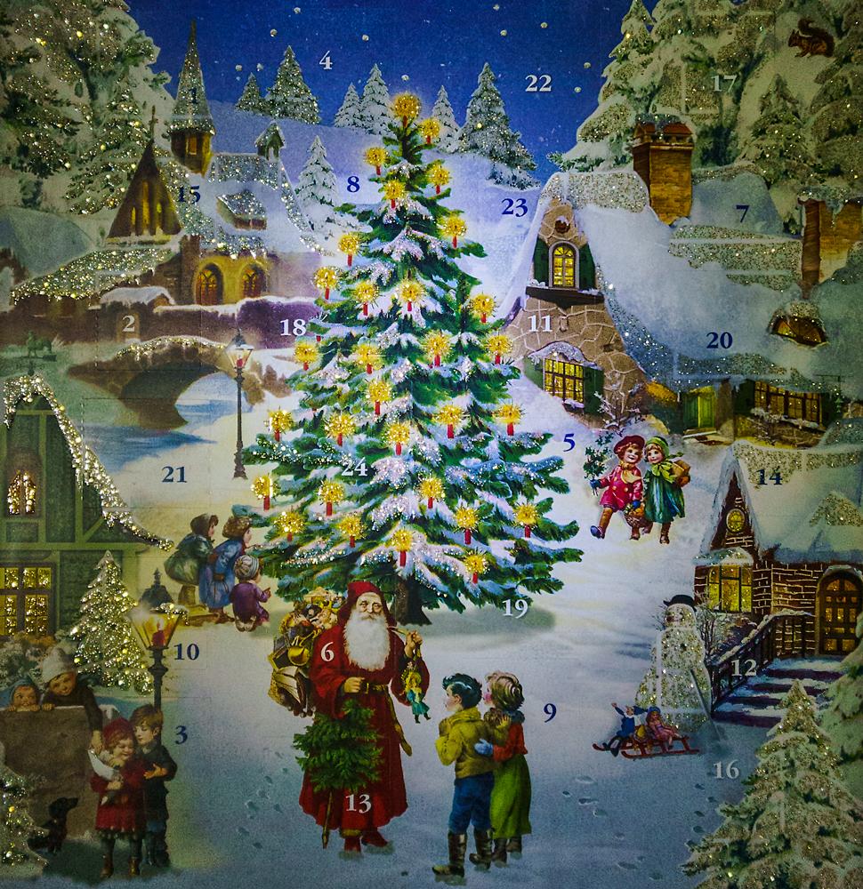 Bilder Weihnachten Nostalgisch.Adventskalender Nostalgie Foto Bild Gratulation Und Feiertage