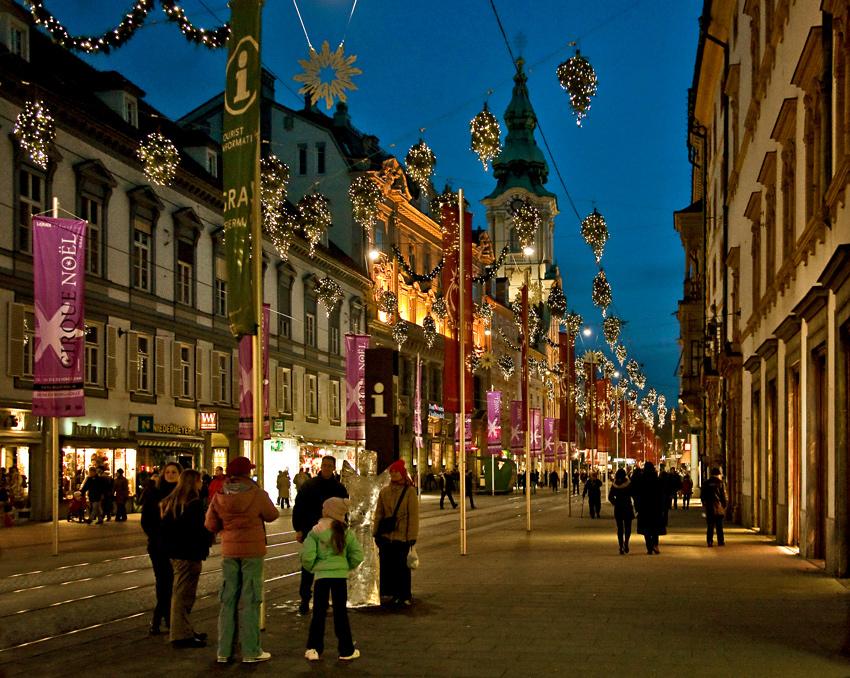 Adventszeit in Graz!