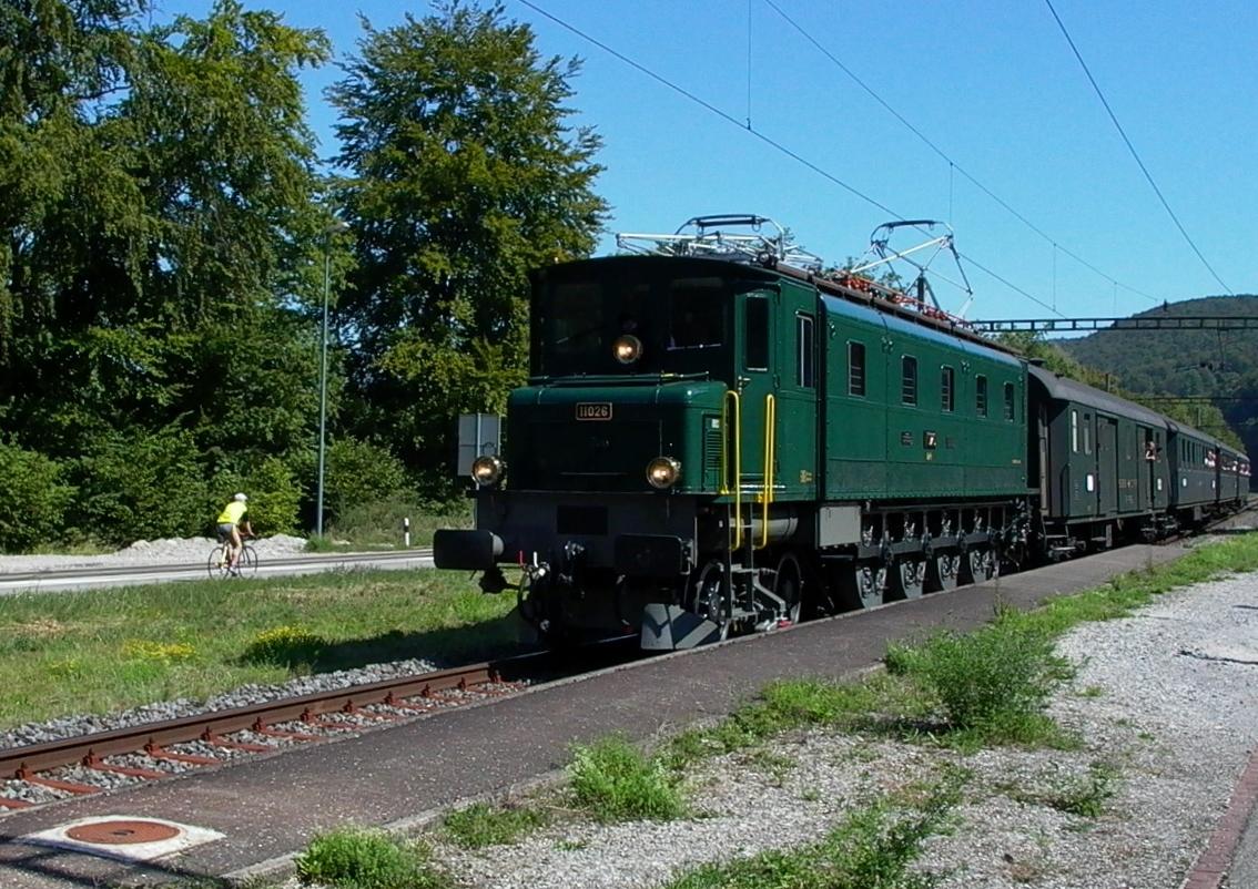 Ae 4/7 SBB 11026