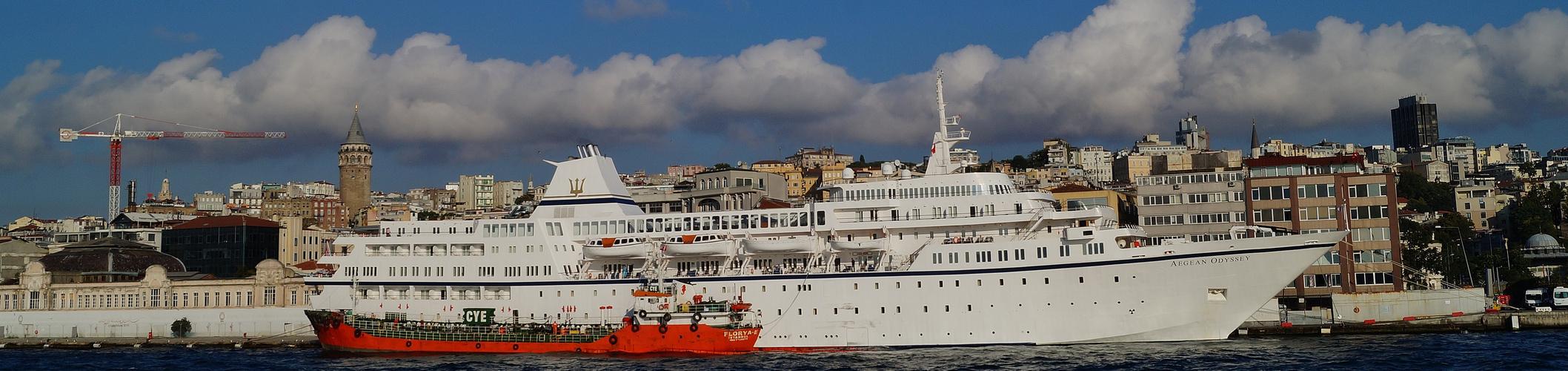 Aegean Odyssey in Istanbul