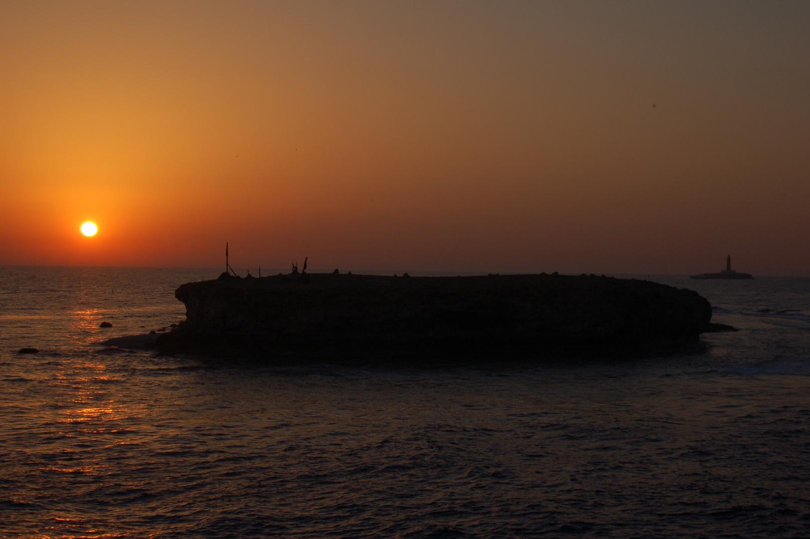 Ägypten 2006, Tauchplätze kleiner und großer Bruder