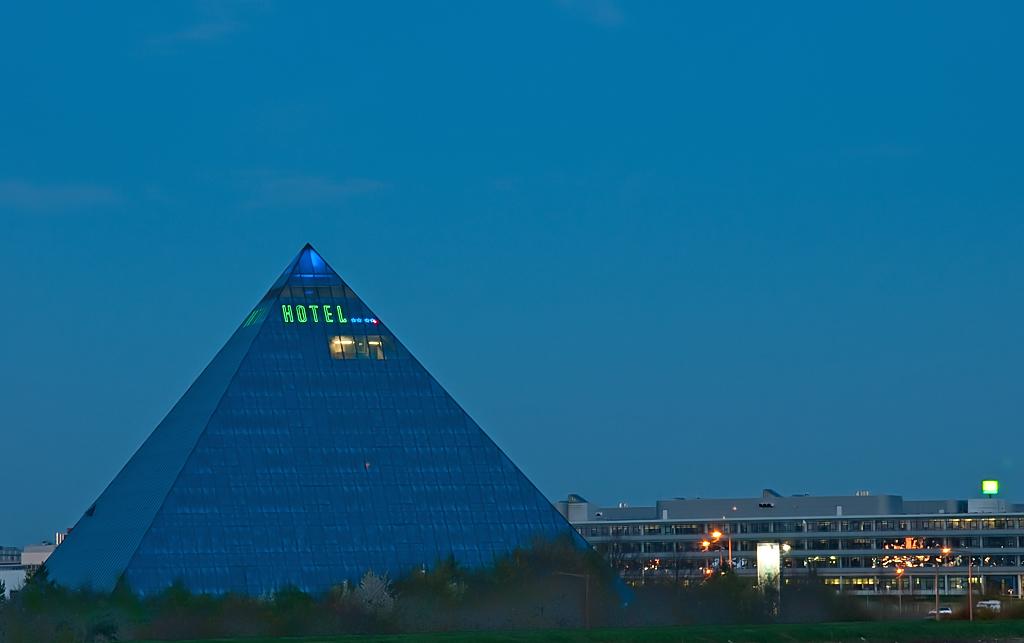 Ägypten bei Nacht ???
