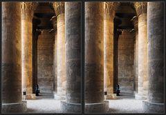 Ägypten: Chnum-Tempel in Esna [3D]