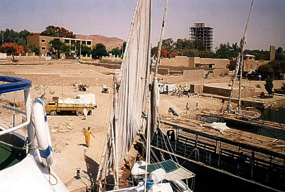 Ägypten - Nil -