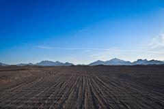 Ägyptische Wüste