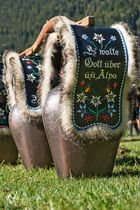 Älplerletze am Plansee in Tirol