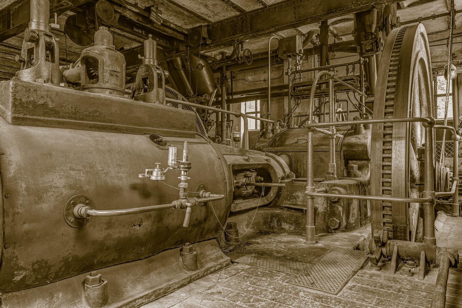 Älteste Brikettfabrik