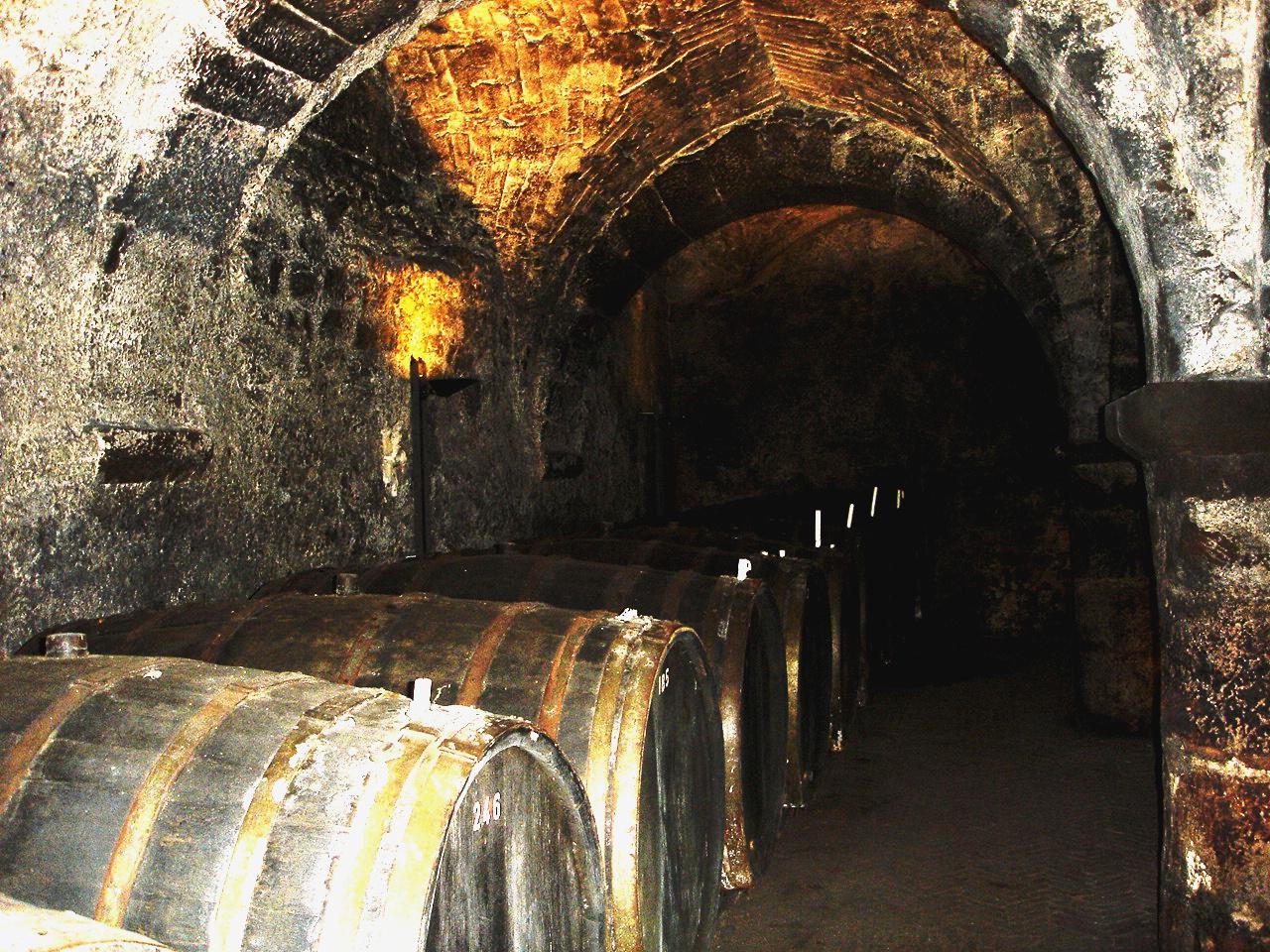 Ältester Weinkeller Deutschlands in Trier