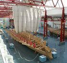 Ältestes Ruderboot in Mainz (Nachbau)