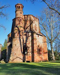 Ältestes sakrales Gebäude des Saarlandes