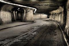 Ängstlich - Angst - Matena Tunnel