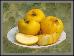 Äpfel für den kleinen Hunger