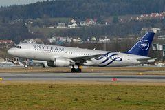 Aeroflot Airbus A320 VP-BDK