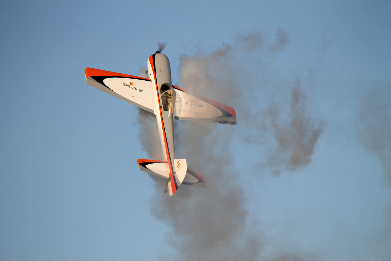 Aeromodelismo R/C 3D