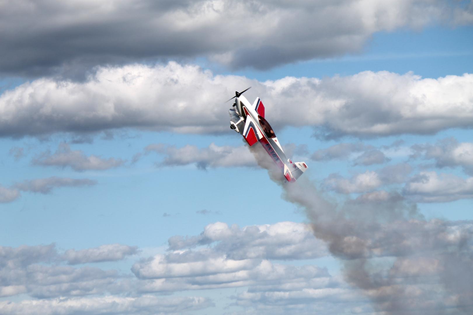 Aeromodelismo R/C en Camilo Aldao
