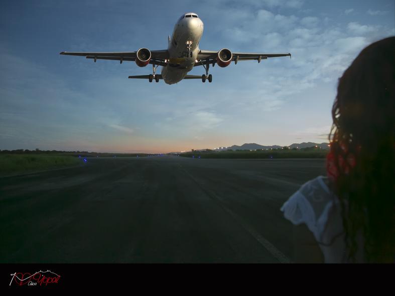 Aeropuerto El Alcaravan - Yopal, Casanare.