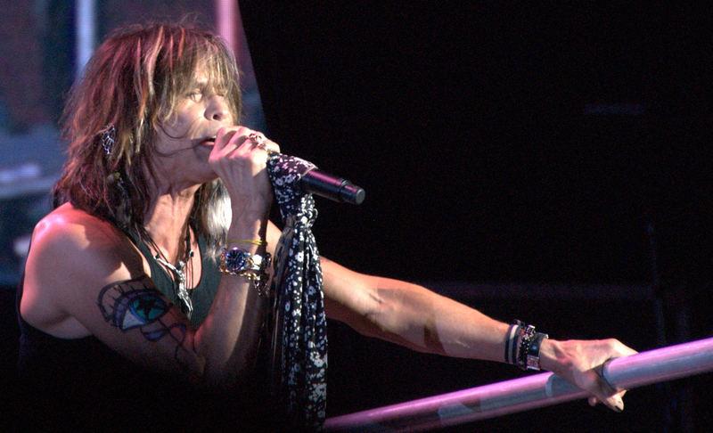 Aerosmith Concert Cisco