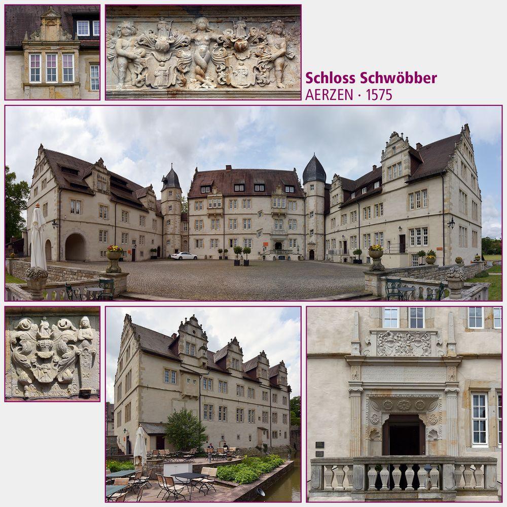 Aerzen · Schloss Schwöbber