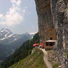Aescher Wildkirchli Gasthaus