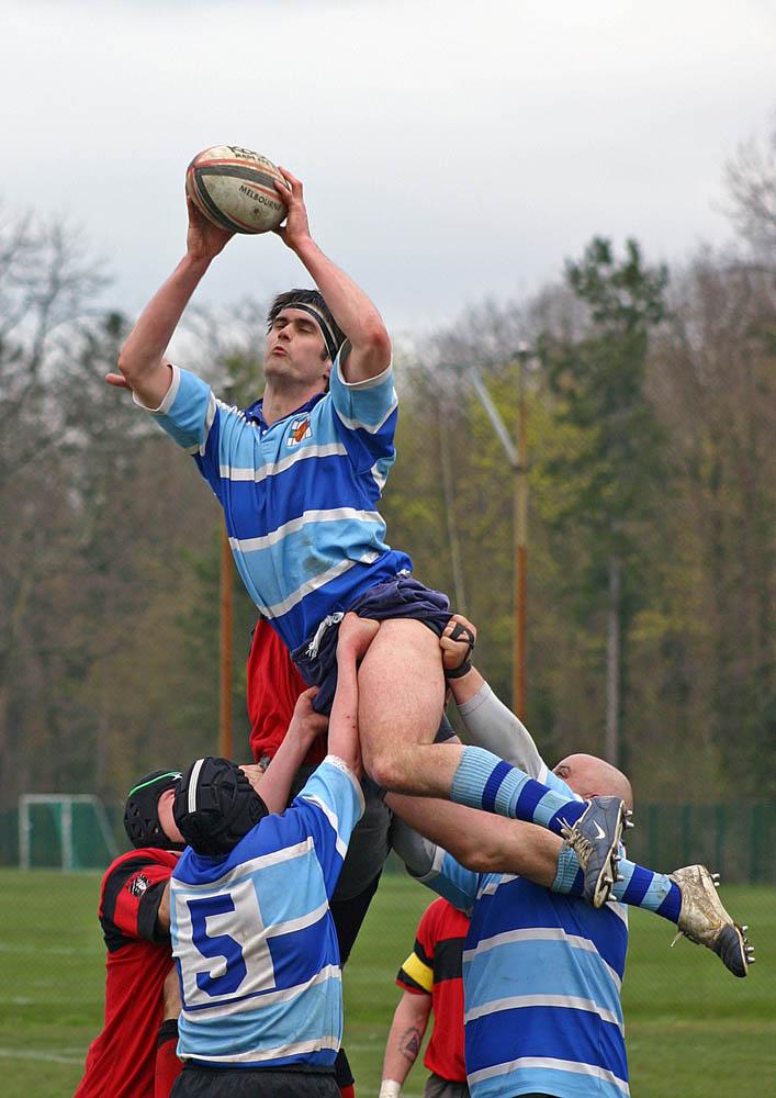 Ästethik im rauen Rugby