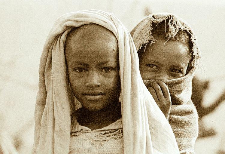 Äthiopische Kinder05