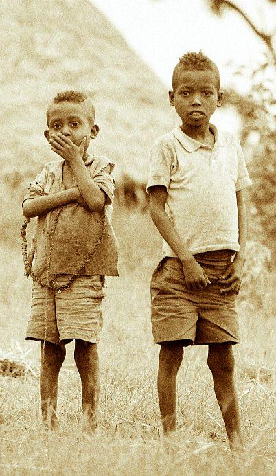 Äthiopische Kinder06