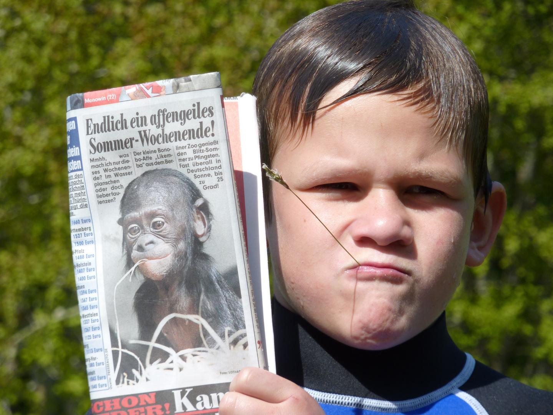 Affengeiles Pfingst - Sommer - Wochenende
