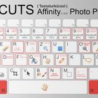 Affinity Photo Shortcuts
