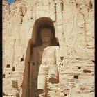 Afghanistan 1965 - Buddha-Statuen von Bamiyan