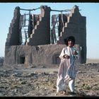 Afghanistan 1965 - Windmühle bei Herat