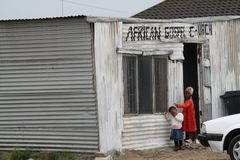 African Gospel Church ... bei Kapstadt