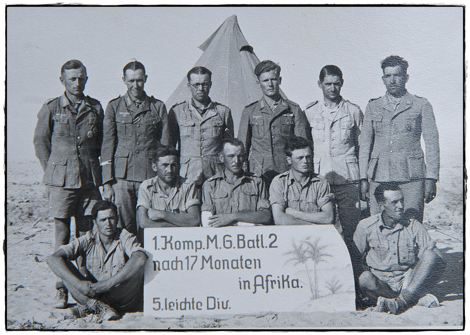 Afrika-Krieg 1941/42