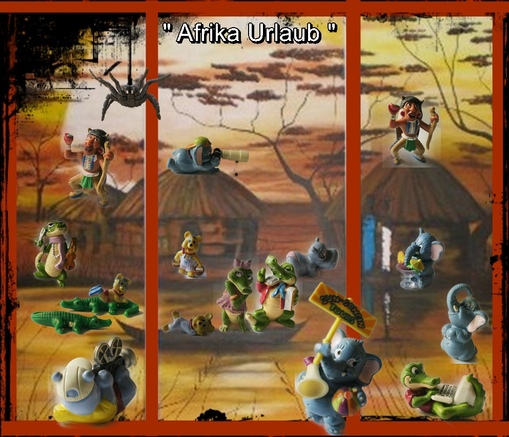 afrika urlaub foto bild spezial collage afrika bilder auf fotocommunity. Black Bedroom Furniture Sets. Home Design Ideas