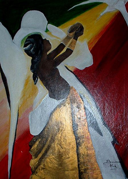 Afrikakunst by Bananas Hak
