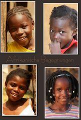Afrikanische Begegnungen