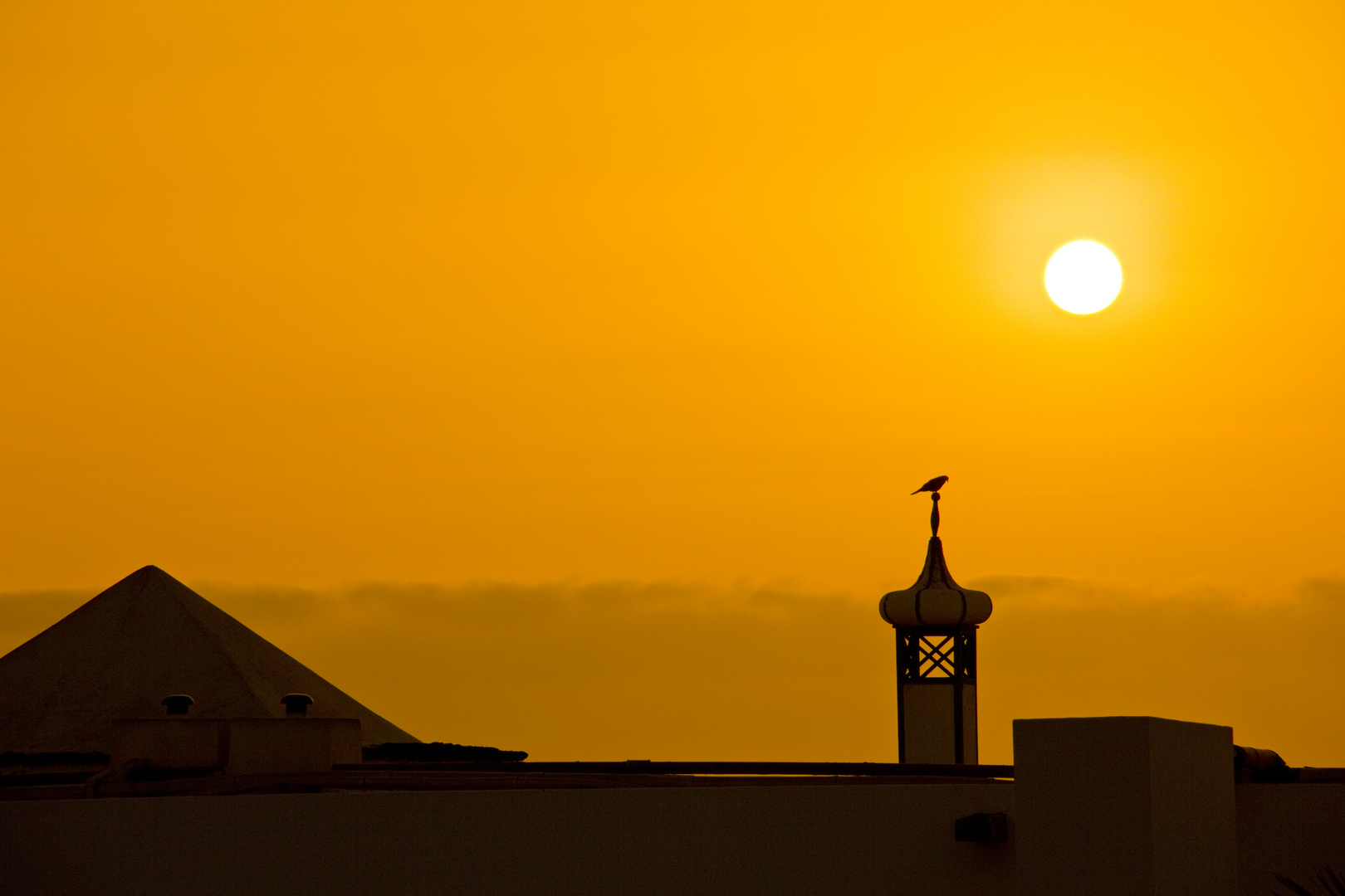 Afrikanische Sonne