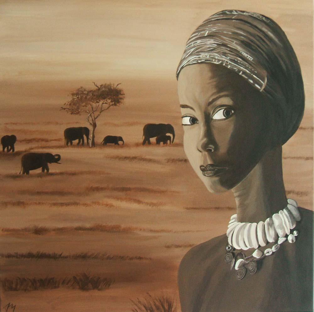 Afrikanischer Traum