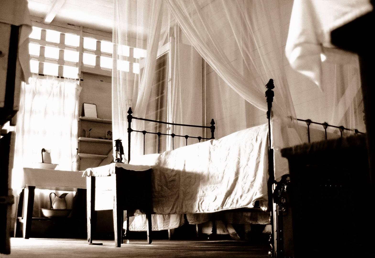 Afrikanisches Schlafzimmer Foto & Bild | africa, central africa ...
