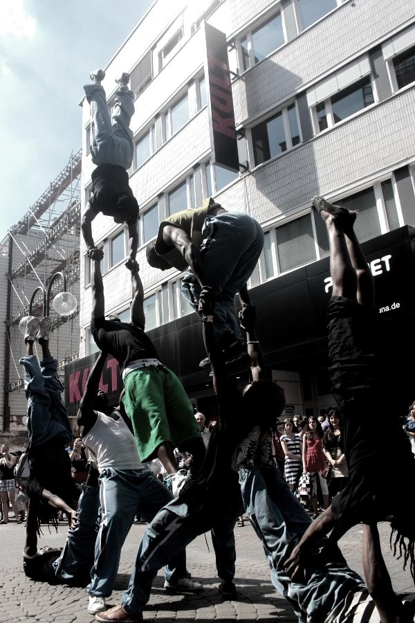 afro-akrobatik