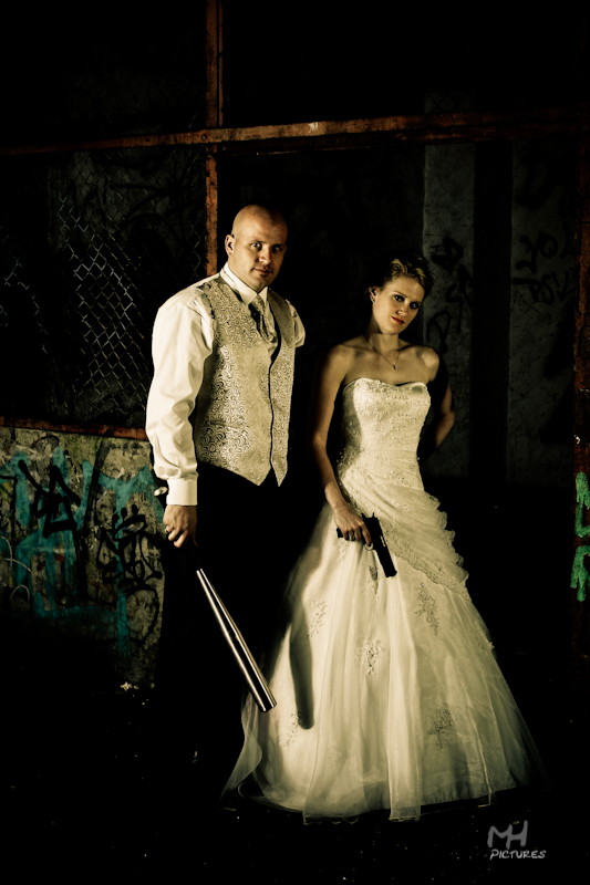 After wedding shooting Felix und Kathi