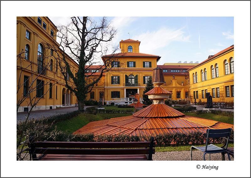 Afternoon at Lenbachhaus