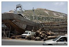 Agadir: Shipbuilding