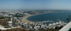 Agadir: View from the kasbah
