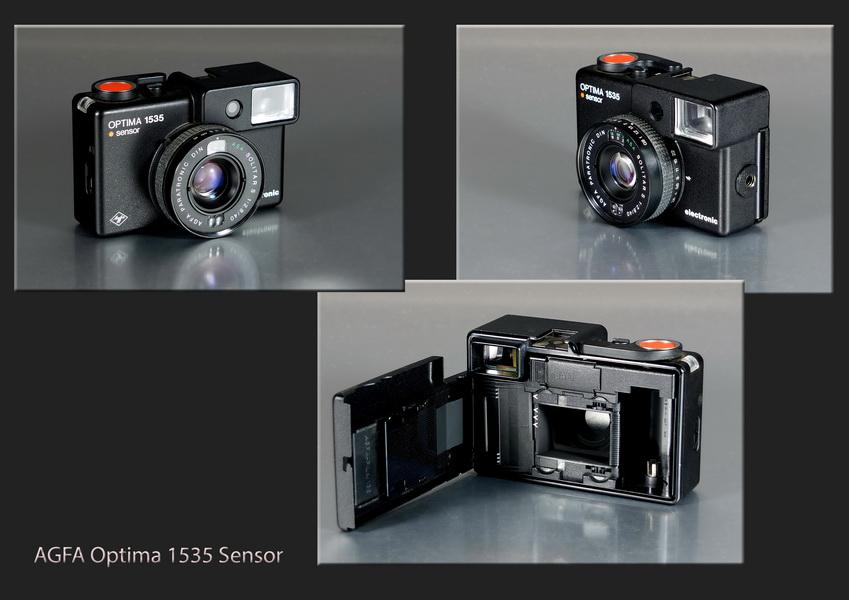 AGFA Optima 1535 Sensor