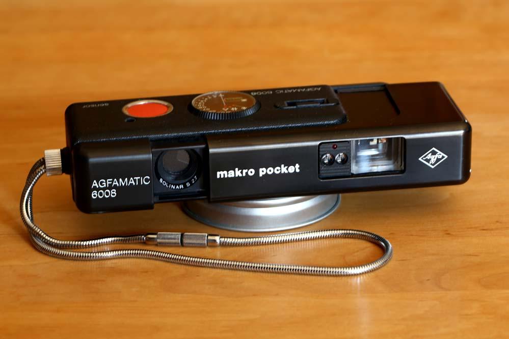 Agfamatic 6008 - um 1977