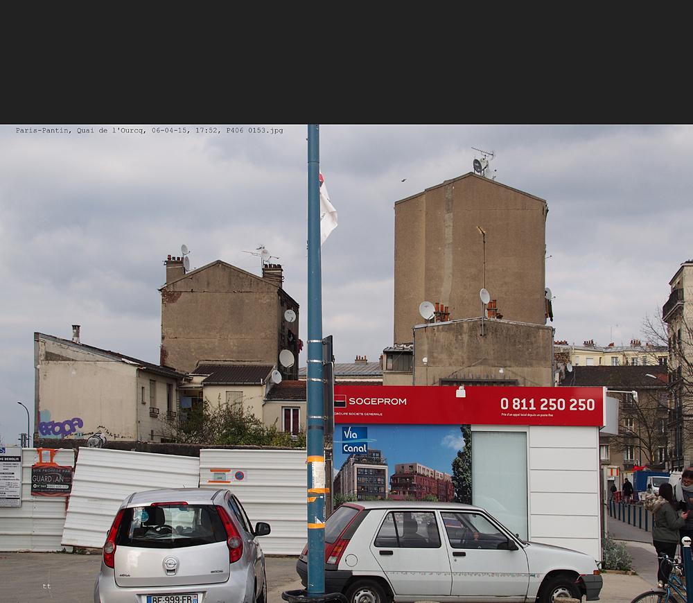 Agglomeration - agglomération