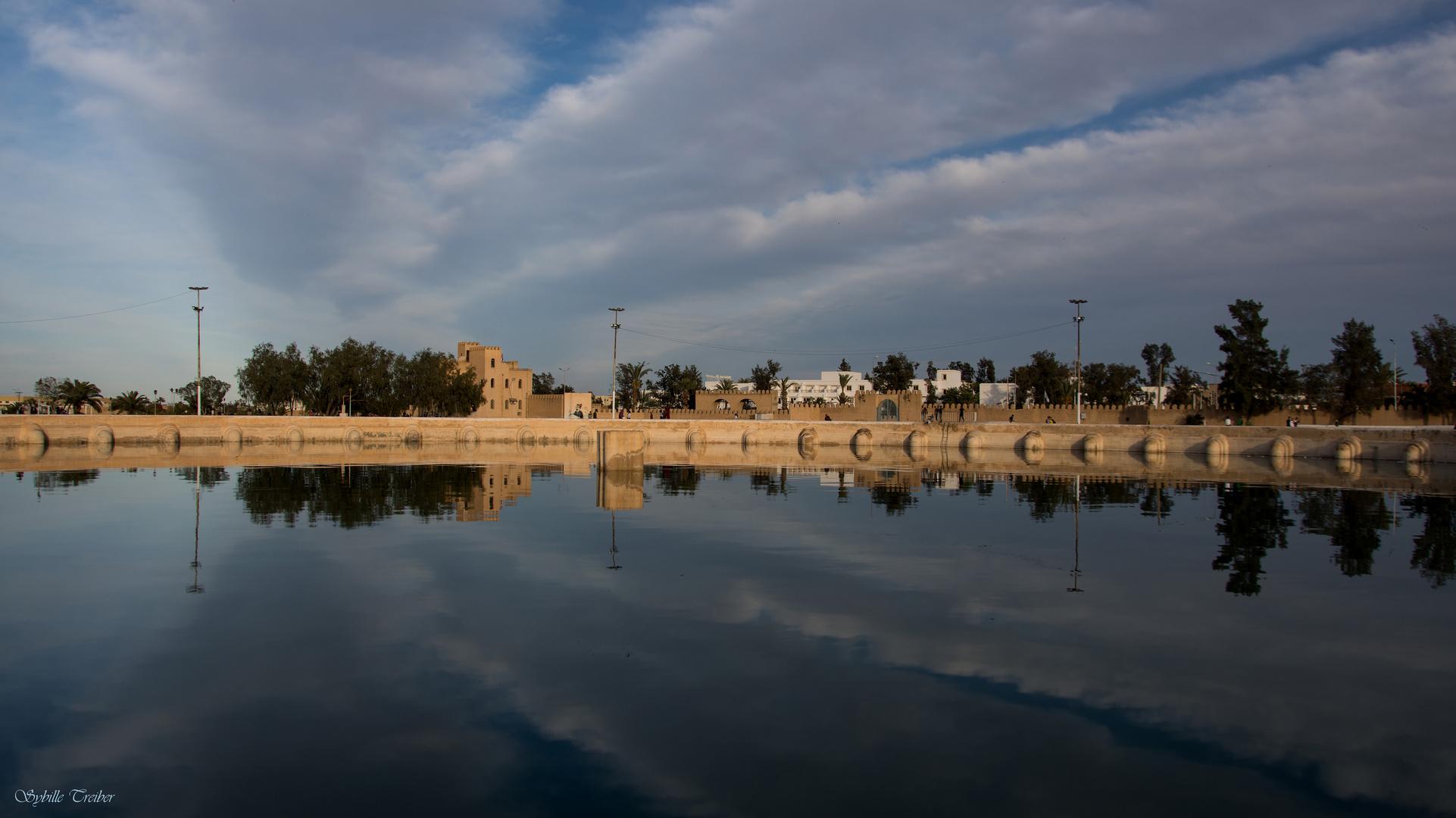 Aglahbiden-Bassin in Kairouan